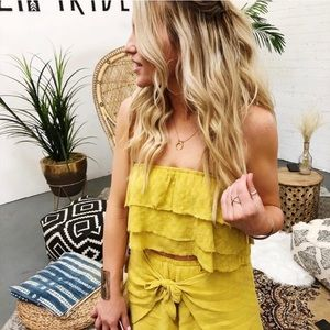 Two piece citrus honey set- Cotton Candy LA